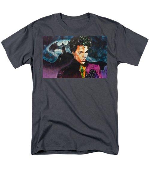 Prince Batdance Men's T-Shirt  (Regular Fit) by Darryl Matthews
