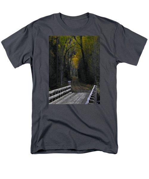 Privacy Men's T-Shirt  (Regular Fit) by Laura Ragland