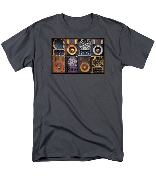 Men's T-Shirt  (Regular Fit) featuring the painting Prodigy by James Lanigan Thompson MFA