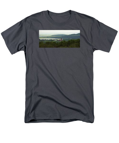 Prongy Hill Men's T-Shirt  (Regular Fit) by Ellery Russell