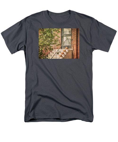 Pumpkin Portico Men's T-Shirt  (Regular Fit) by JAMART Photography