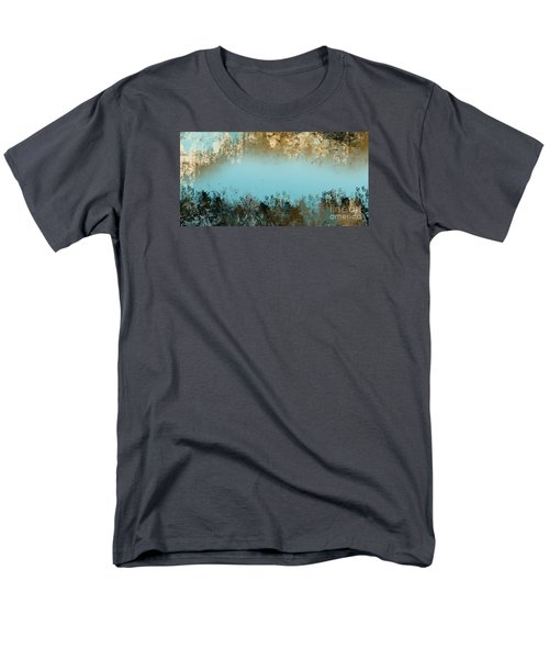 Men's T-Shirt  (Regular Fit) featuring the digital art Purity by Trilby Cole