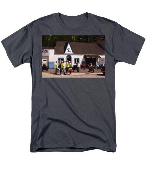 Quitting Time Men's T-Shirt  (Regular Fit)