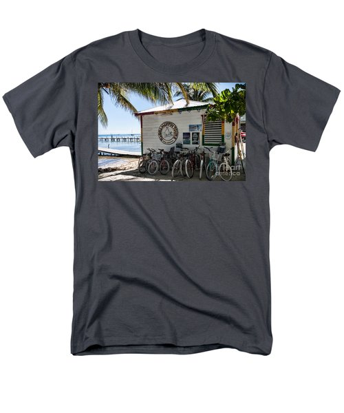 Men's T-Shirt  (Regular Fit) featuring the photograph Raggamuffin by Lawrence Burry