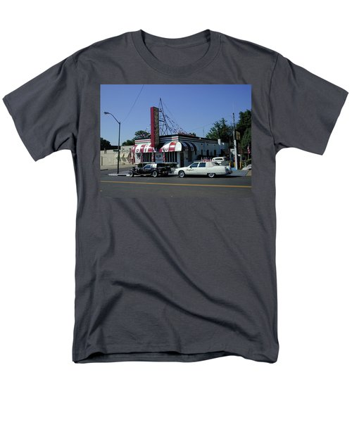 Men's T-Shirt  (Regular Fit) featuring the photograph Raifords Disco Memphis A by Mark Czerniec