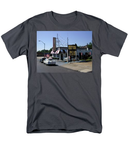 Men's T-Shirt  (Regular Fit) featuring the photograph Raifords Disco Memphis B by Mark Czerniec