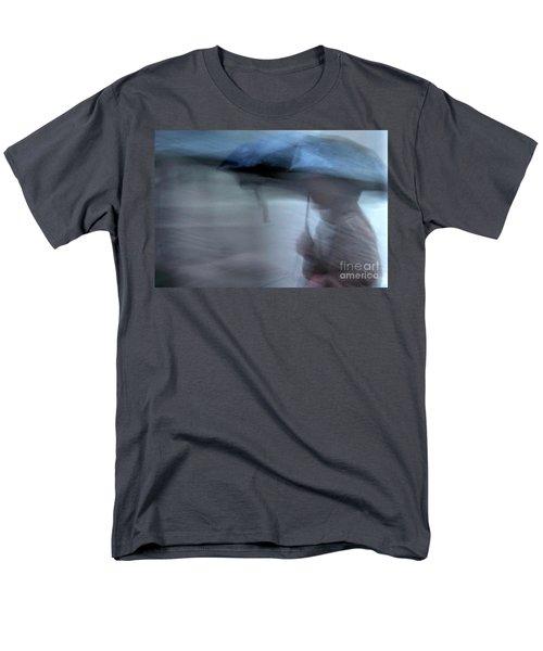 Raining In New Orleans Men's T-Shirt  (Regular Fit) by Kathleen K Parker