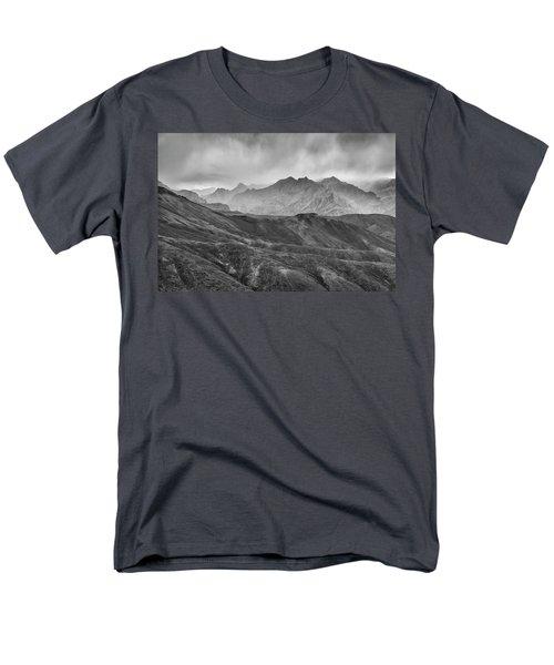 Rainy Day Men's T-Shirt  (Regular Fit) by Hitendra SINKAR