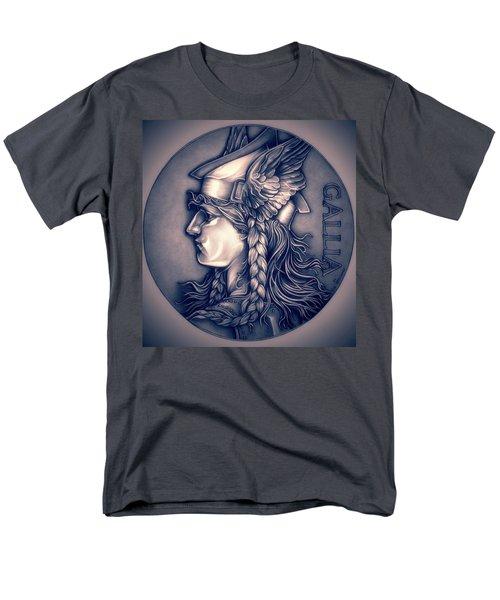 Rasberry Goddess Of Gaul Men's T-Shirt  (Regular Fit) by Fred Larucci