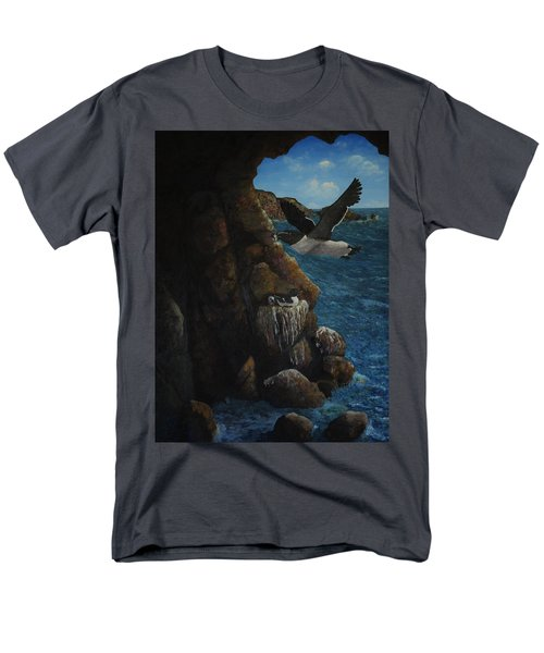 Razorbills Men's T-Shirt  (Regular Fit) by Eric Petrie