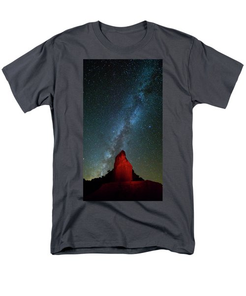 Men's T-Shirt  (Regular Fit) featuring the photograph Reach For The Stars by Stephen Stookey