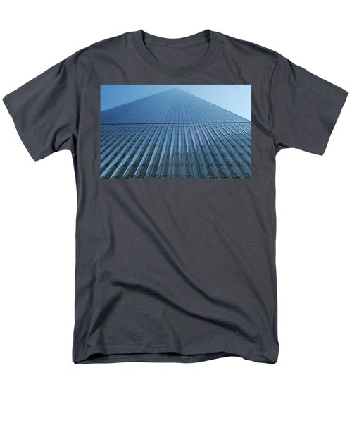 Reaching To Heaven Men's T-Shirt  (Regular Fit)