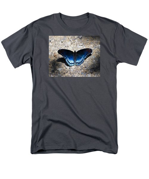 Red-spotted Purple Butterfly Men's T-Shirt  (Regular Fit)