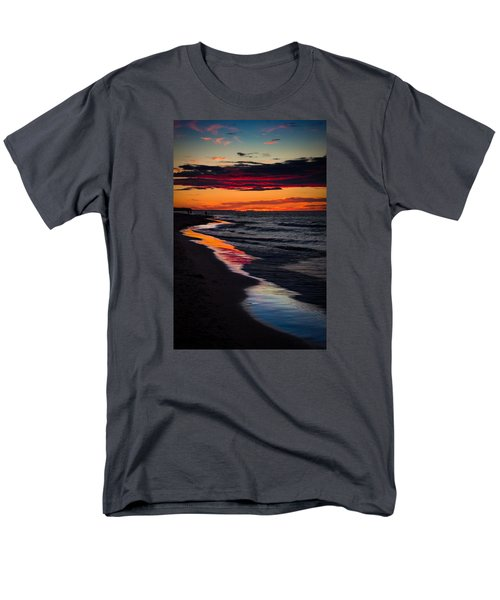 Reflect On This Men's T-Shirt  (Regular Fit) by Peter Scott