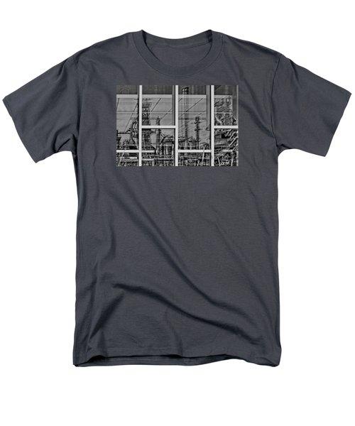 Reflection Men's T-Shirt  (Regular Fit) by DJ Florek