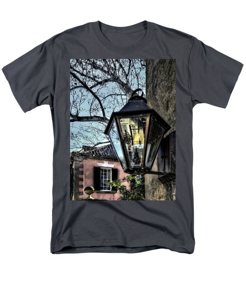 Men's T-Shirt  (Regular Fit) featuring the photograph Reflections Of My Life by Jim Hill