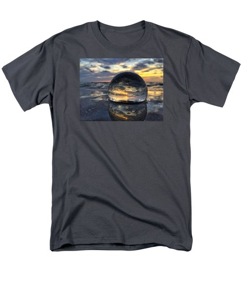 Reflections Of The Crystal Ball Men's T-Shirt  (Regular Fit)