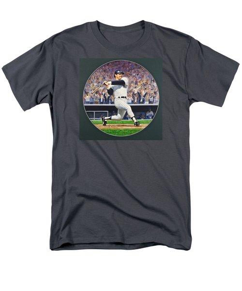 Reggie Jackson Men's T-Shirt  (Regular Fit) by Cliff Spohn