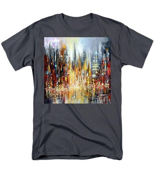Rejoice Men's T-Shirt  (Regular Fit) by Tatiana Iliina