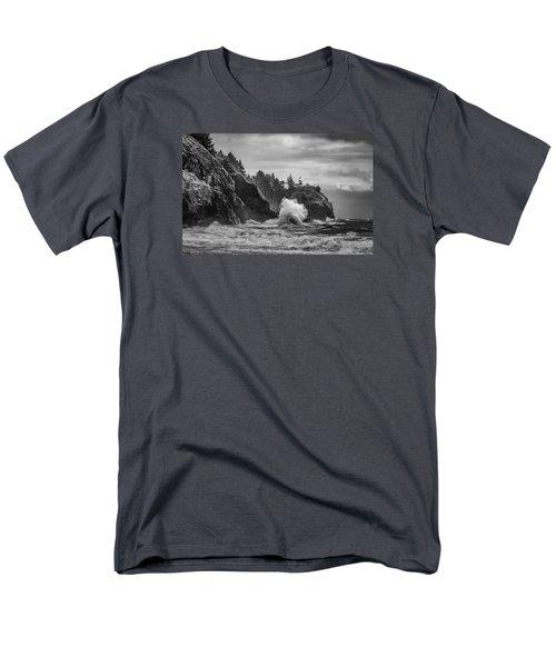 Relentless Assault Men's T-Shirt  (Regular Fit) by James Heckt