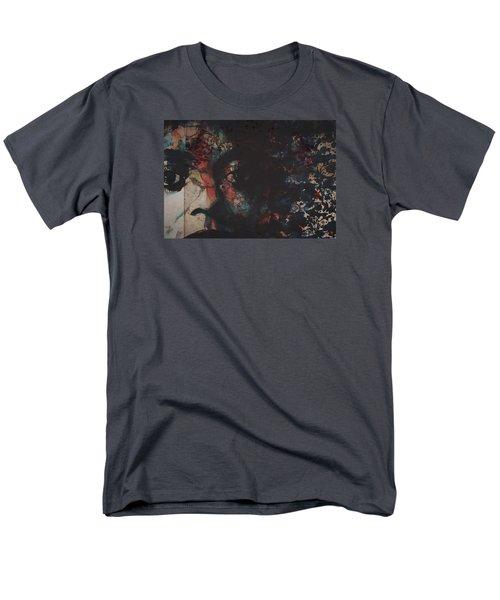 Remember Me Men's T-Shirt  (Regular Fit) by Paul Lovering