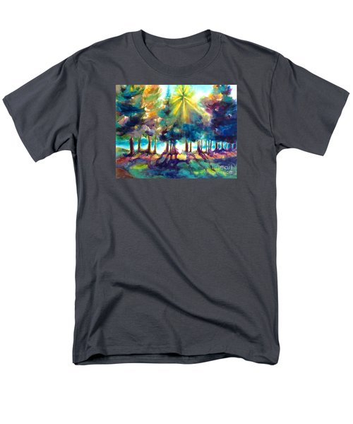 Remember The Son Men's T-Shirt  (Regular Fit) by Kathy Braud