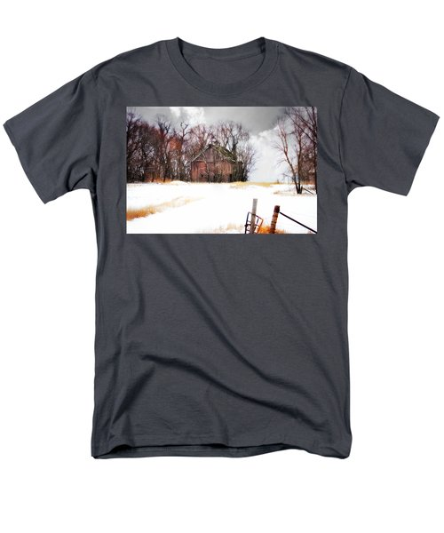 Men's T-Shirt  (Regular Fit) featuring the photograph Remember When by Julie Hamilton