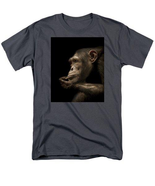 Reminisce Men's T-Shirt  (Regular Fit) by Paul Neville