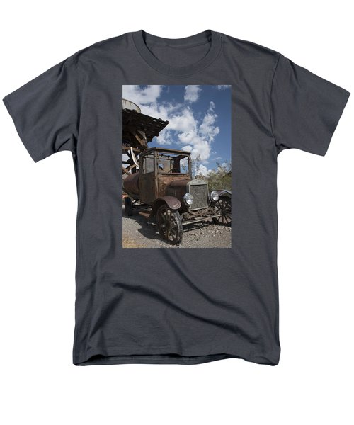 Men's T-Shirt  (Regular Fit) featuring the photograph Rest Stop by Annette Berglund