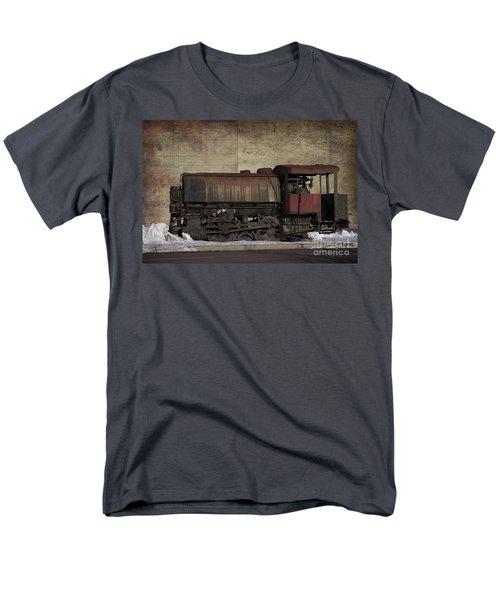 Retired 2 Men's T-Shirt  (Regular Fit) by Judy Wolinsky