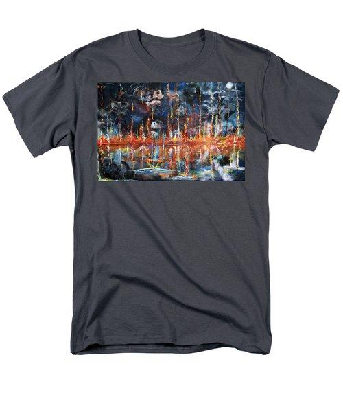 Revelations 20_ 14-15 Men's T-Shirt  (Regular Fit) by Gary Smith