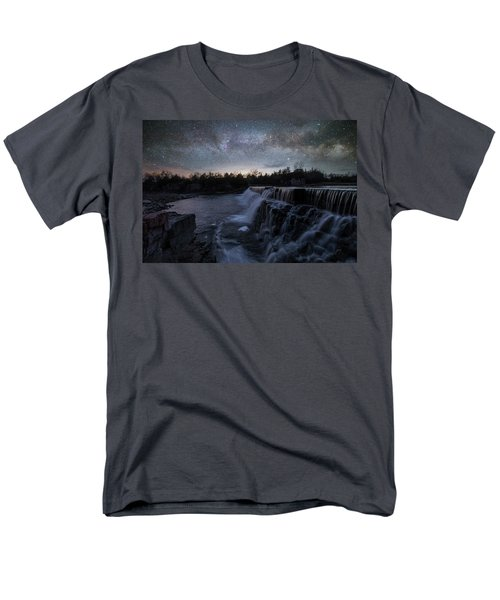 Rise And Fall Men's T-Shirt  (Regular Fit) by Aaron J Groen