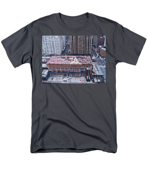 Rising Men's T-Shirt  (Regular Fit) by Steve Sahm