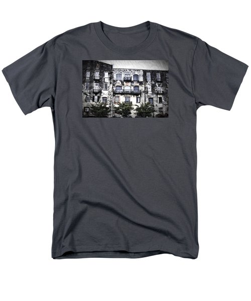 Men's T-Shirt  (Regular Fit) featuring the photograph Riverview by Judy Wolinsky