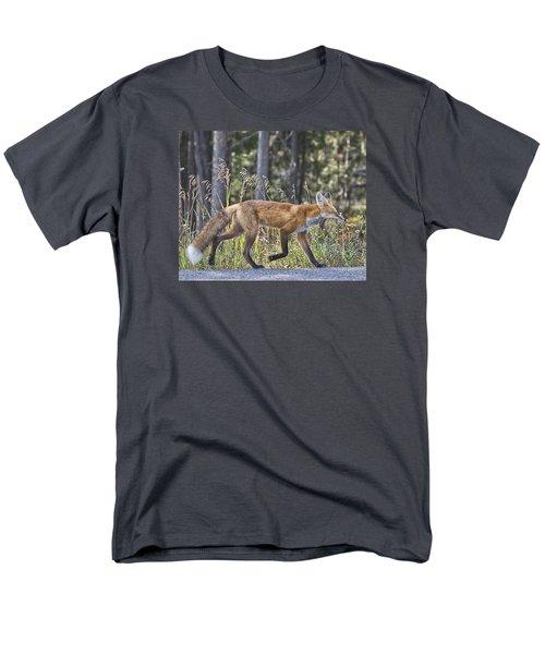 Road Weary Men's T-Shirt  (Regular Fit) by Elizabeth Eldridge