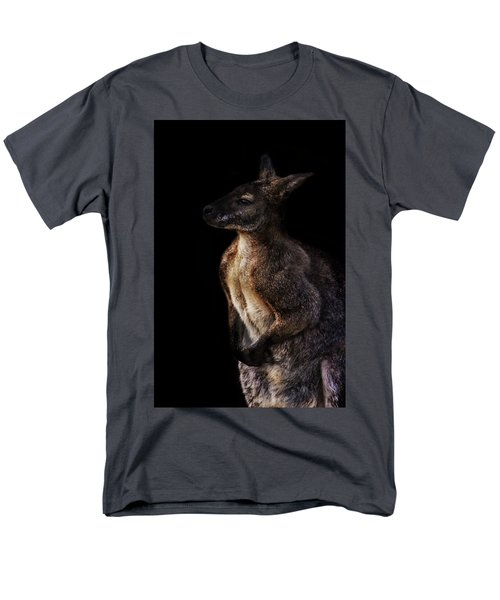 Roo Men's T-Shirt  (Regular Fit) by Martin Newman