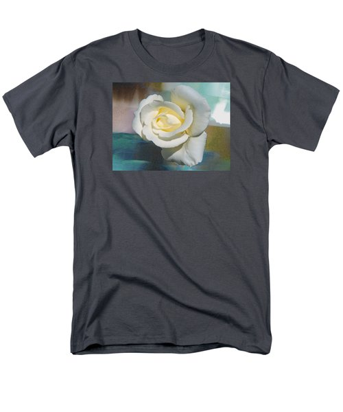 Rose And Lights Men's T-Shirt  (Regular Fit) by Helen Haw