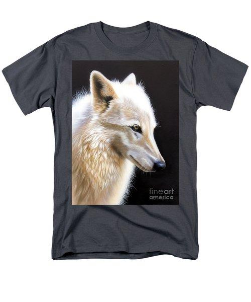 Rose IIi Men's T-Shirt  (Regular Fit) by Sandi Baker