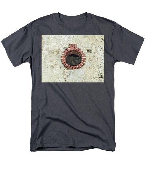 Round Window Men's T-Shirt  (Regular Fit) by Helen Northcott