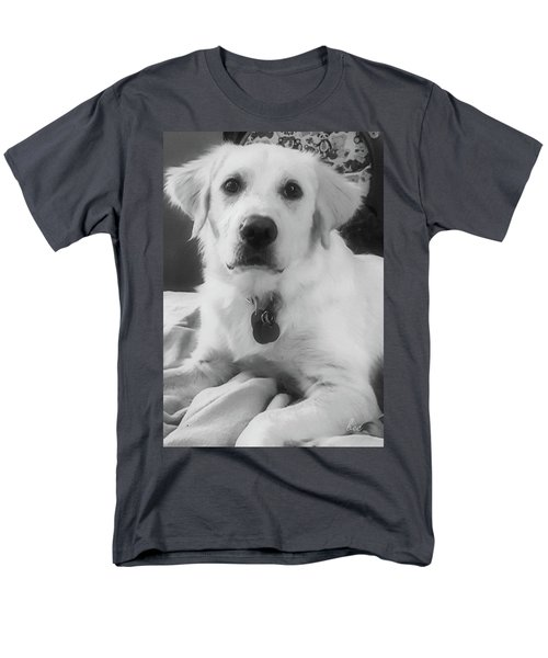 Men's T-Shirt  (Regular Fit) featuring the photograph Ruby by Bruce Carpenter