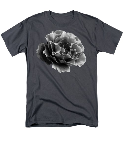Men's T-Shirt  (Regular Fit) featuring the photograph Ruffles by Linda Lees