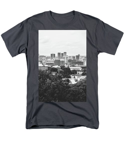Men's T-Shirt  (Regular Fit) featuring the photograph Rural Scenes In The Magic City by Shelby Young