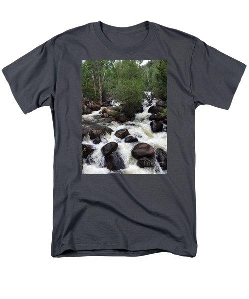 Rush Hour Men's T-Shirt  (Regular Fit) by Beth Saffer