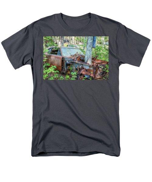 Rust Away Men's T-Shirt  (Regular Fit) by Menachem Ganon