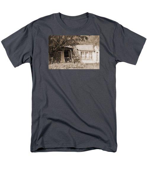 Rustic Men's T-Shirt  (Regular Fit)