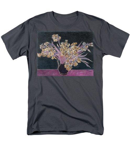 Rustic II Van Gogh Men's T-Shirt  (Regular Fit) by David Bridburg