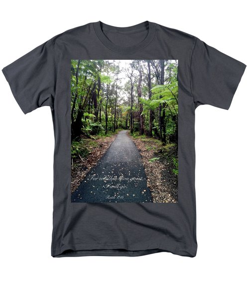Ruth Men's T-Shirt  (Regular Fit) by Russell Keating