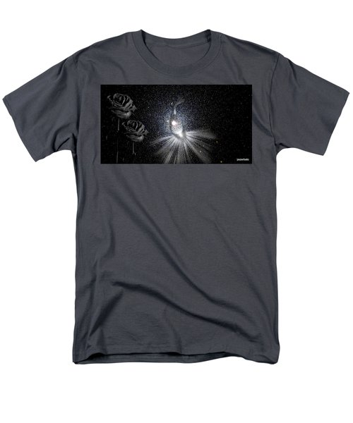 Sadnesses Are Beauties Erased By Suffering Men's T-Shirt  (Regular Fit) by Paulo Zerbato