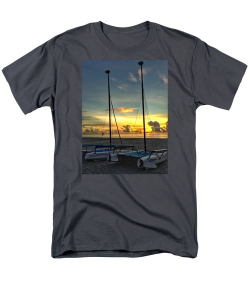 Sailing Vessels  Men's T-Shirt  (Regular Fit)