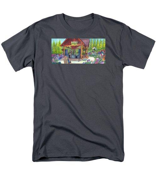Samantha Fish In Frisco Men's T-Shirt  (Regular Fit) by David Sockrider